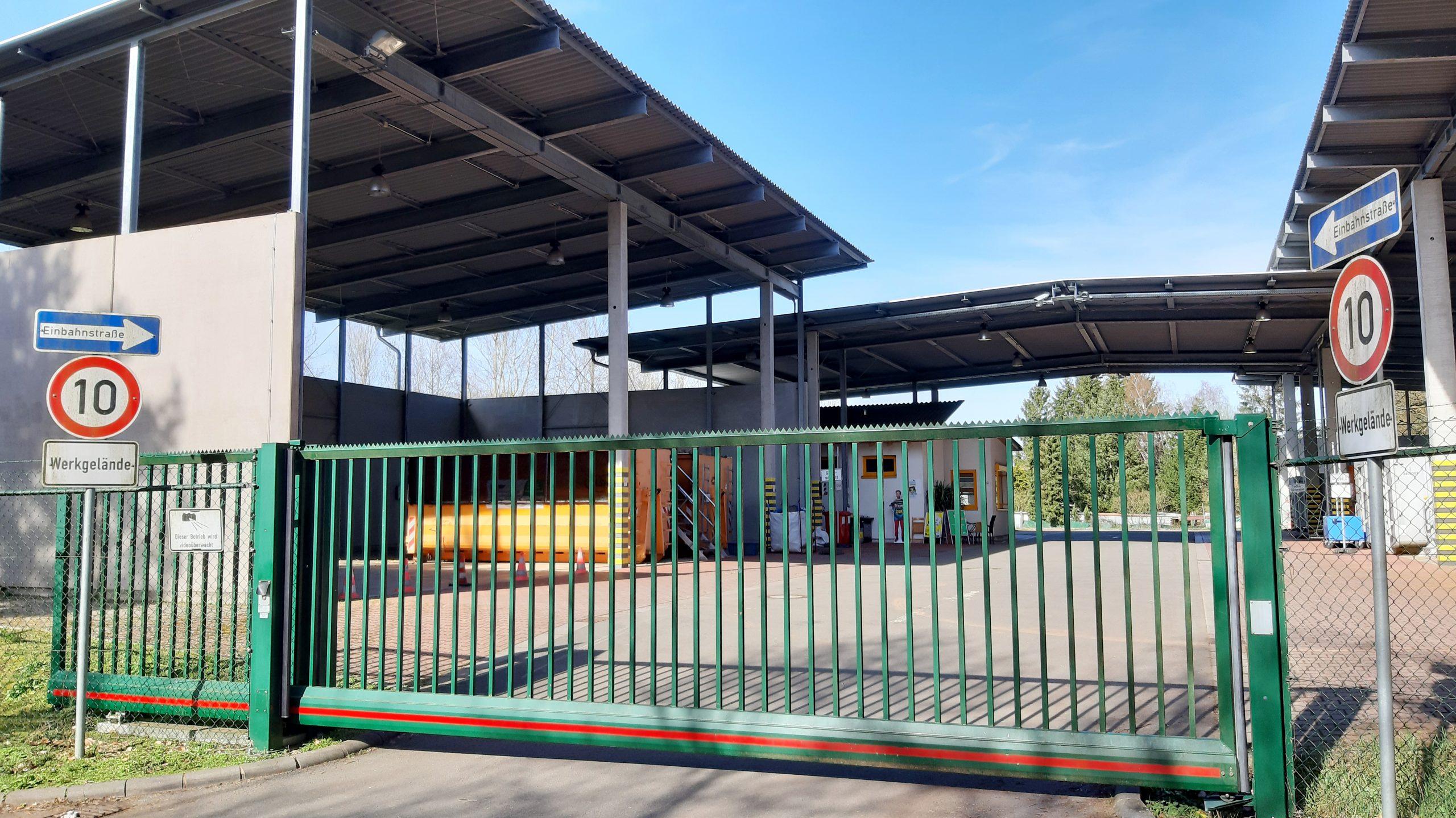 Corona Testzentrum A5